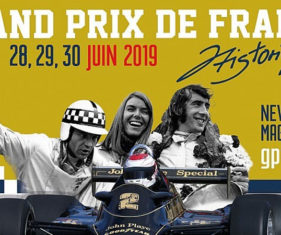 Elvifra at Grand Prix de France Historique - Le Mans June 2019