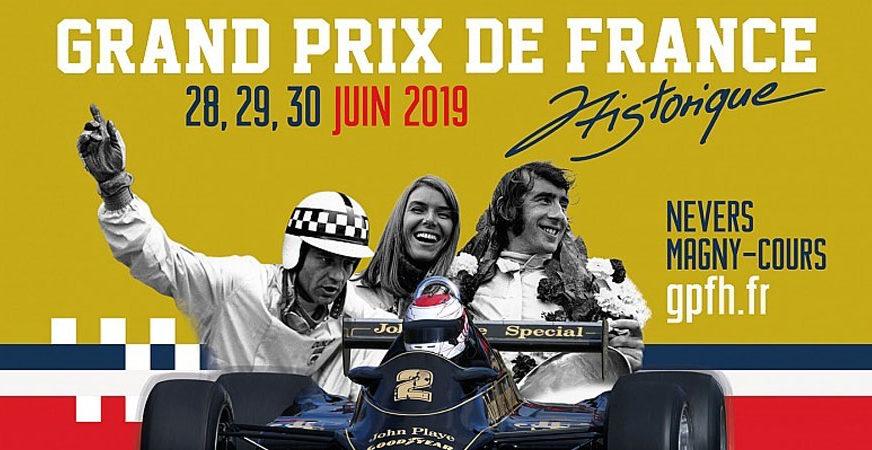 Elvifra at Grand Prix de France Historique - Le Mans June 2019