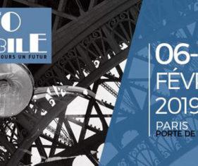 Elvifra at Paris Retro Mobile Fair - France February 2019