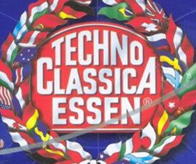 Elvifra at Techno Classica Essen Fair - Germany April 2019