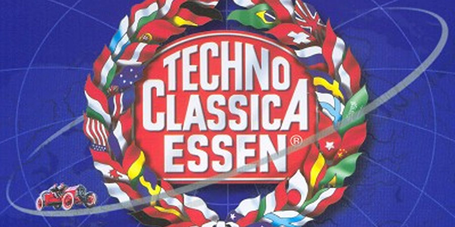 Elvifra at Techno Classica Essen Fair - Germany April 2019